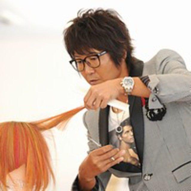 パリ総合美容専門学校 柏校 人気サロン「apish」坂巻哲也presentsヘアショー1