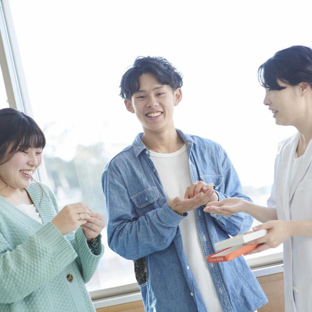 アルファ医療福祉専門学校 はり・きゅう学科 オープンキャンパス3