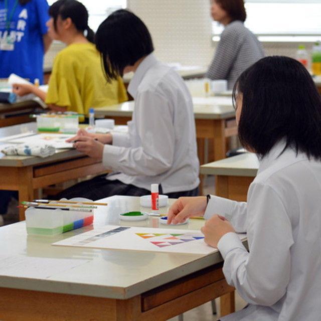 山口芸術短期大学 オープンキャンパス20193