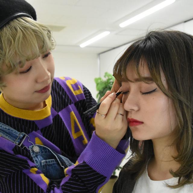 東京ベルエポック美容専門学校 ★高校1・2年生のための体験★オープンキャンパス3