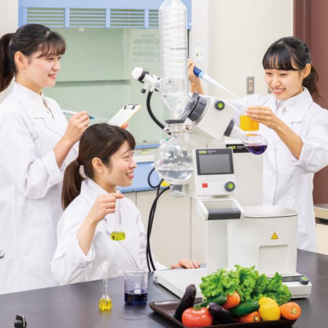 華学園栄養専門学校 管理栄養士説明会1