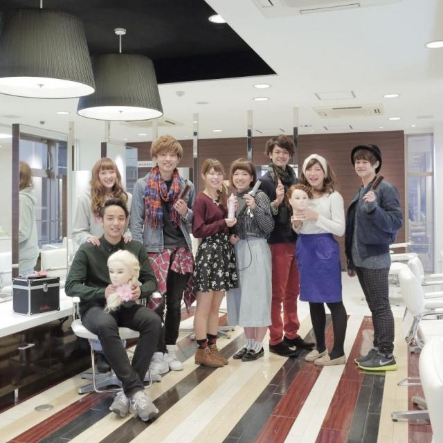 福岡南美容専門学校 NANBIで美容系をトータルに学べるOC開催!!4