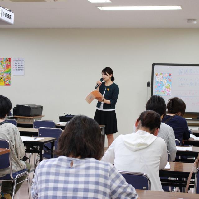 仙台デザイン専門学校 AO入試ガイダンス1