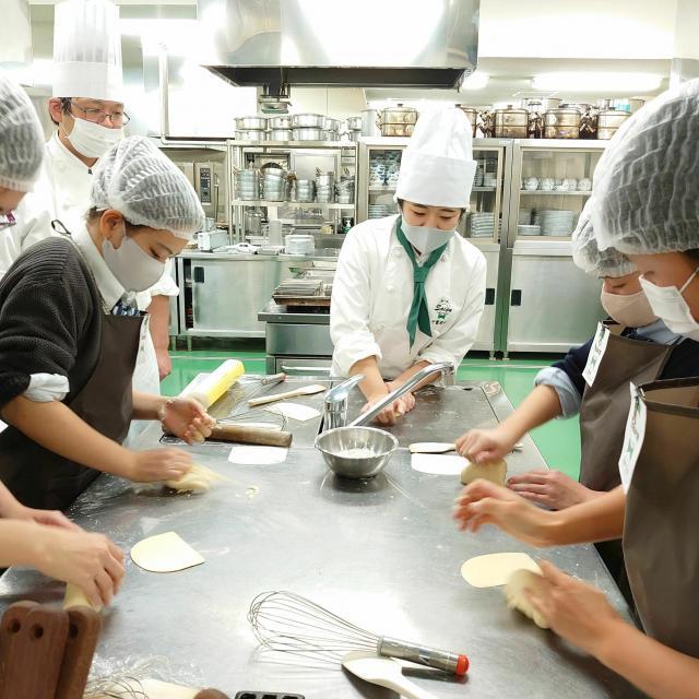 菜園調理師専門学校 ★5分野体験★料理の分野がわかるスペシャルDAY!!2