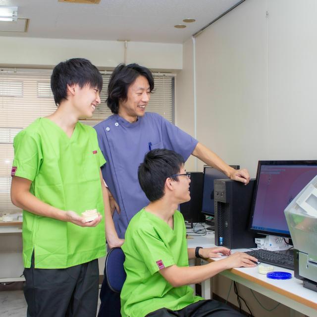新横浜歯科衛生士・歯科技工士専門学校 【在校生スタッフと話そう】オープンキャンパス☆1