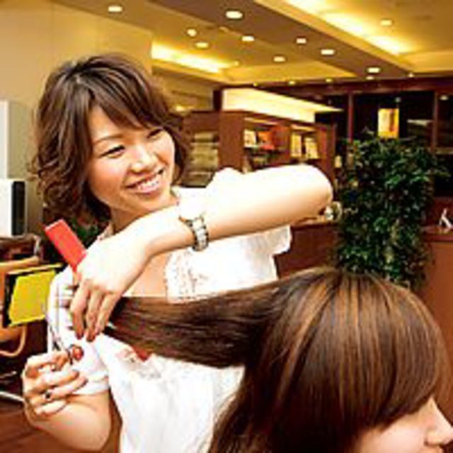 札幌ビューティーアート専門学校 美容師&ヘアメイク体験2