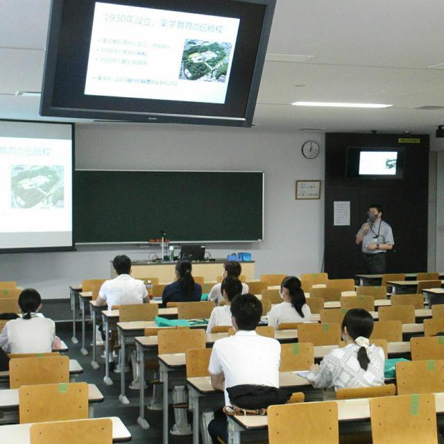 昭和薬科大学 ミニオープンキャンパス(事前登録制)1
