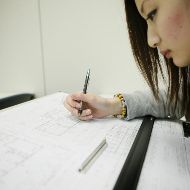 専門学校 東京テクニカルカレッジ [建築監督科]半日体験~「ものづくりの楽しさを建築で体験」1