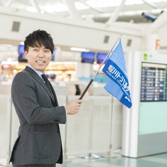 西鉄国際ビジネスカレッジ 海外旅行の達人になれる!出入国など海外旅行の手続を学ぶ4
