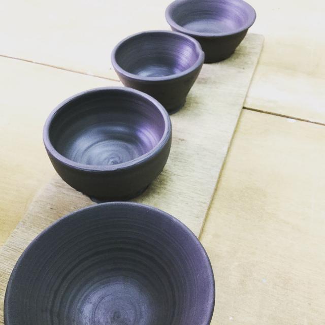 日本デザイン福祉専門学校 3/8(日)陶芸 たたら体験1