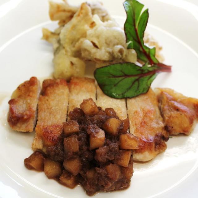 名古屋調理師専門学校 秋は乾燥の季節。潤いたっぷりの食材を。1