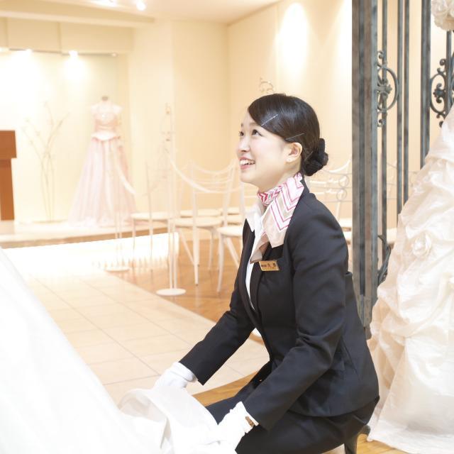 憧れの結婚式!ブライダルプランナー、コーディネーター体験☆