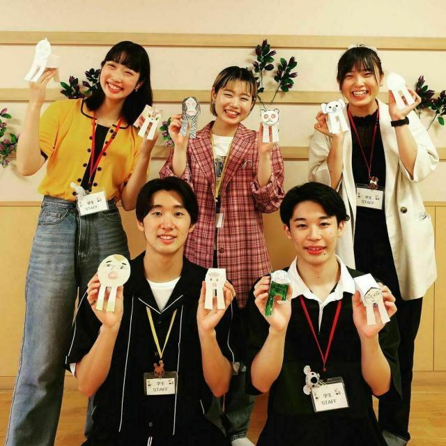 名古屋文化学園保育専門学校 クリスマスコンサートをしよう!+こどもと遊ぼう!2
