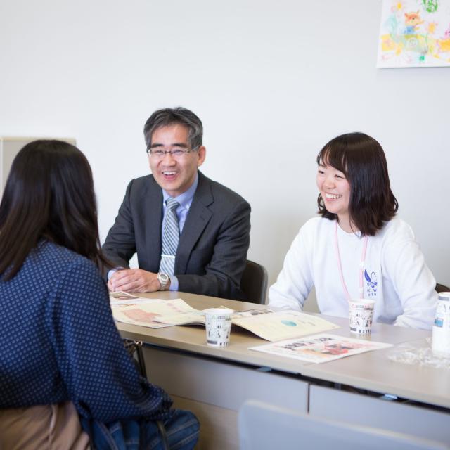 京都女子大学 【京女のキャンパスライフを体験!】春のオープンキャンパス4