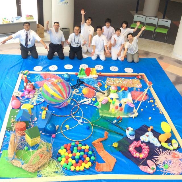 阪奈中央リハビリテーション専門学校 オープンキャンパス3