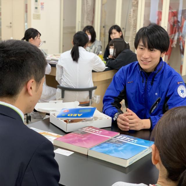 東京医薬専門学校 学校のリアルがわかる!【在校生&相談会スペシャル】4