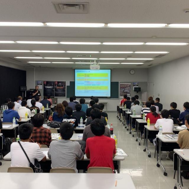 専門学校 日産愛知自動車大学校 おてがる学校見学会へ変更1