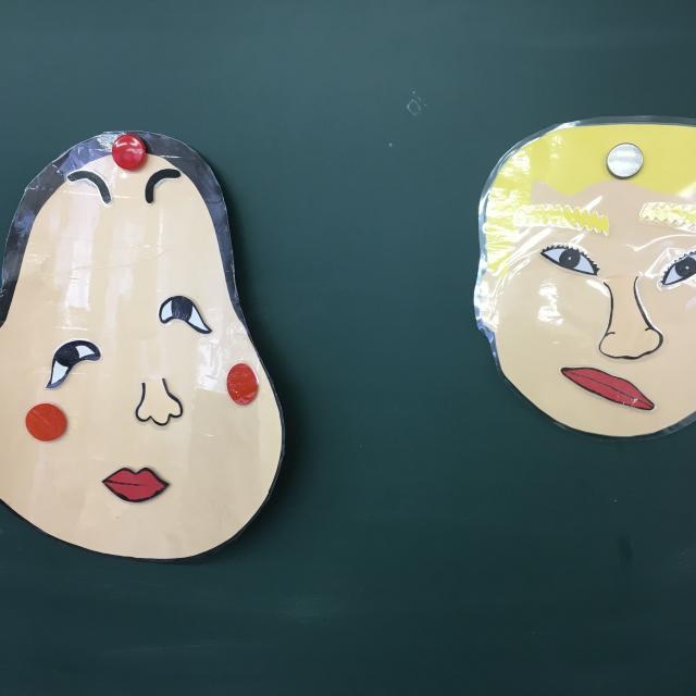 大阪保育福祉専門学校 法人内施設の子どもと一緒にお正月遊びを楽しもう♪2