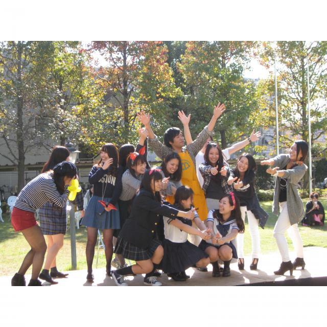 岡山医療福祉専門学校 地域ふれあい祭1