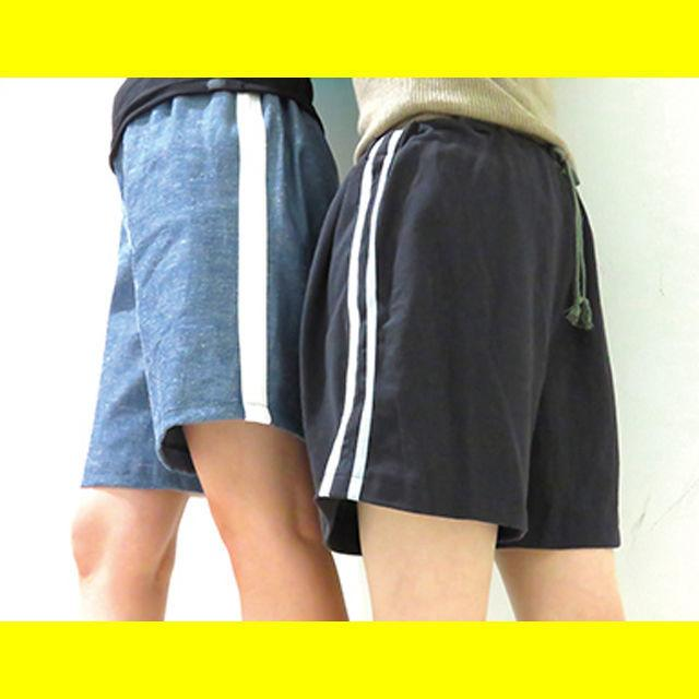 マロニエファッションデザイン専門学校 ラインショートパンツ制作体験1