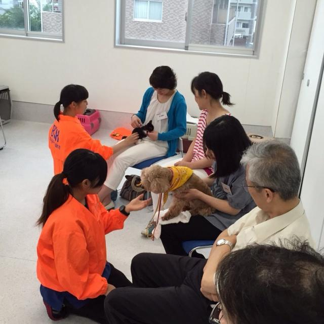 九州動物学院 第9回 人と動物の関係について学ぼう!2
