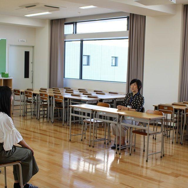 常磐会学園大学 入試直前対策相談会&ミニオープンキャンパス1