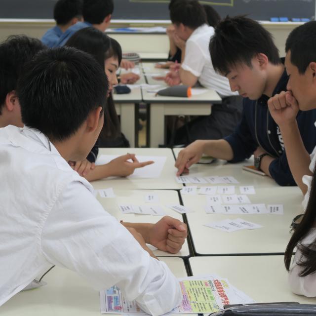大阪医療福祉専門学校 適性AO入試の「課題授業」の中身を全部見せちゃいます!2