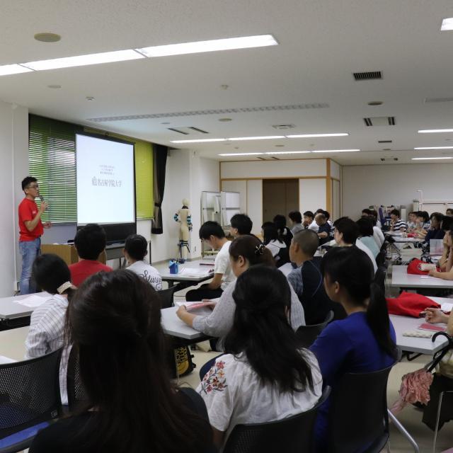 名古屋学院大学 OPEN CAMPUS2018【瀬戸キャンパス】4