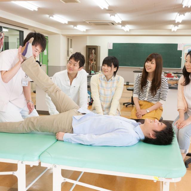 作業療法士科 オープンキャンパス