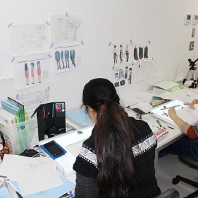 北海道芸術デザイン専門学校 bisenの体験入学【アニメ・ゲームクリエイター専攻】2