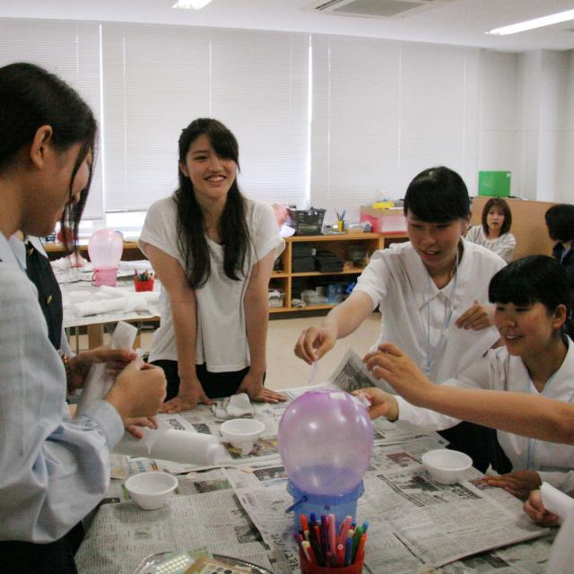 九州中央リハビリテーション学院 オープンキャンパス2