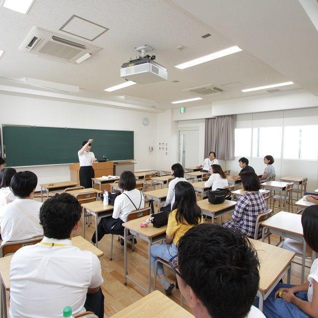 常磐会学園大学 トキガクのオープンキャンパス1