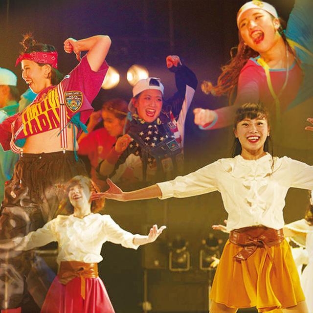東京ダンス&アクターズ専門学校 バックダンサー特化レッスン1