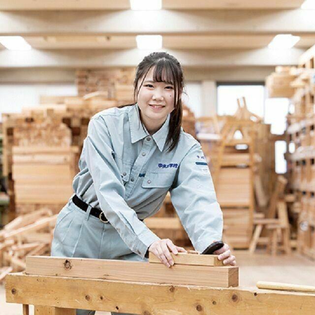 中央工学校 2021体験入学☆大工道具を使ってみよう!1