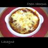 愛知調理専門学校 オーブンで焼き上げた!チーズたっぷりミートラザニア!