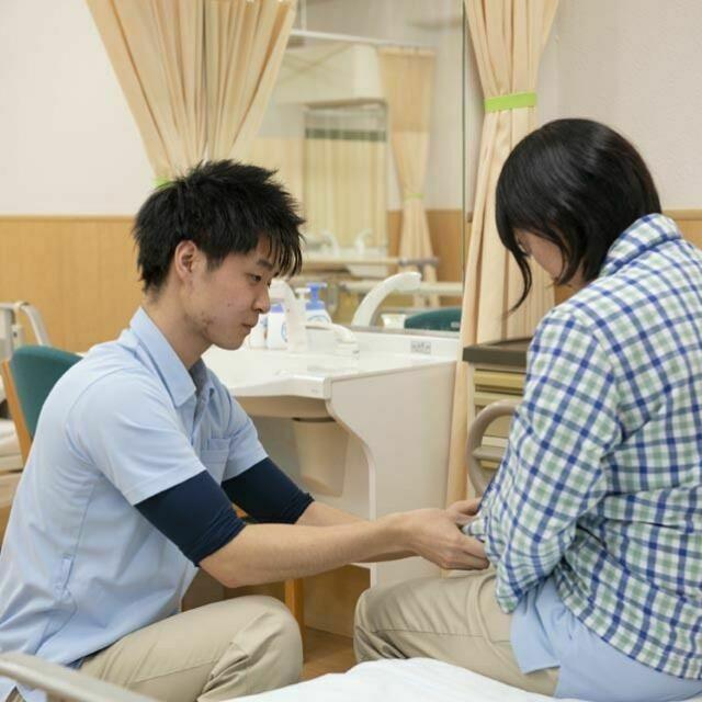日本福祉教育専門学校 福祉のプロへ!介護福祉士になろう!オープンキャンパス2