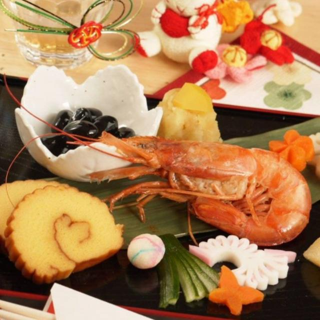 東京山手調理師専門学校 【日本料理】はんなりおせち1