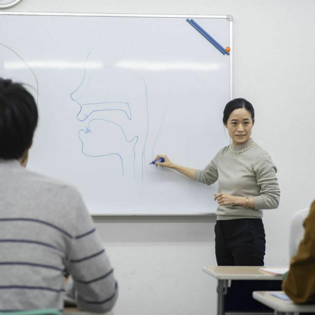 日本福祉教育専門学校 言語聴覚士がわかるオープンキャンパス4