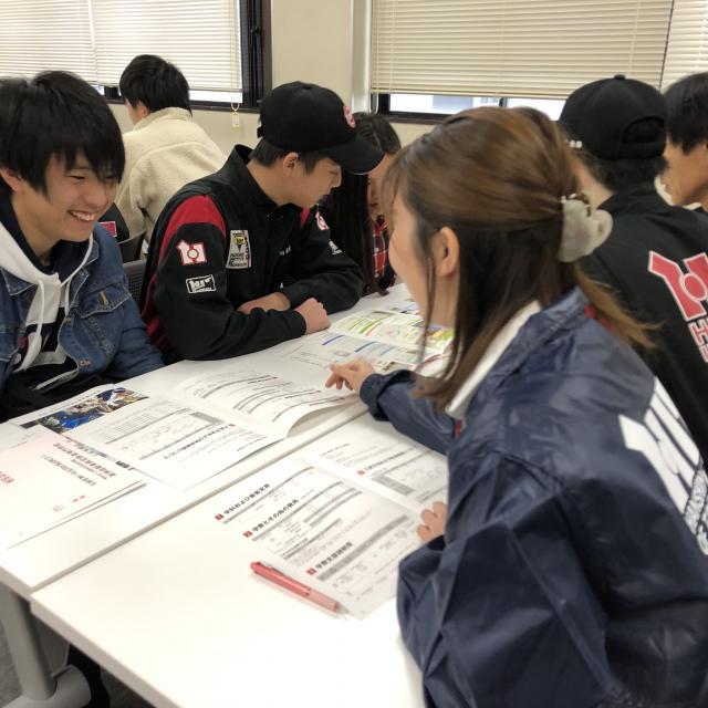阪神自動車航空鉄道専門学校 【随時開催】学校見学&個別進路相談会3