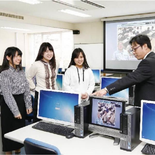 KCS大分情報専門学校 学校説明会1