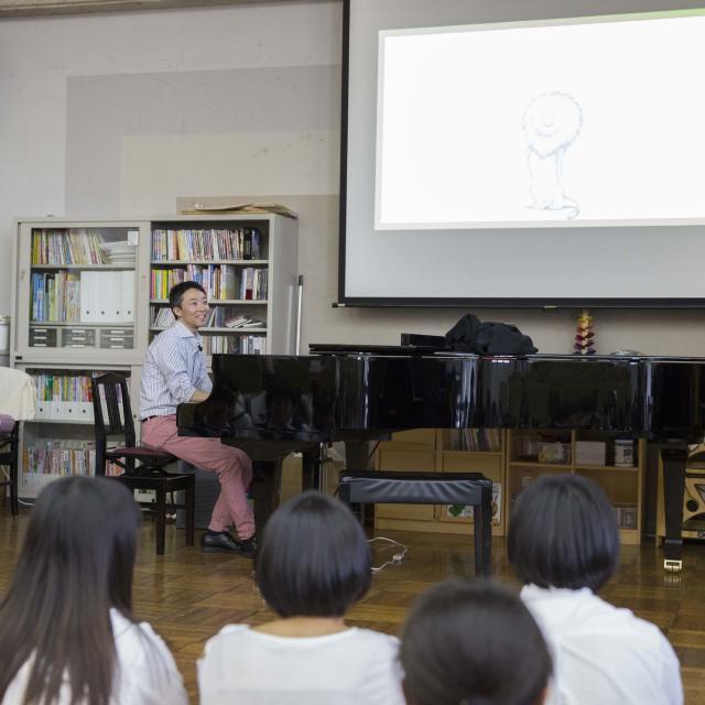 常磐短期大学 TOKIWA OPEN CAMPUS1