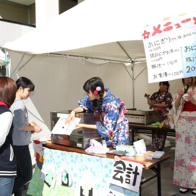 【看護学科】大学祭×オープンキャンパス