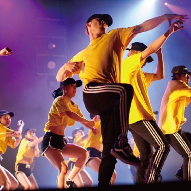 専門学校 名古屋ビジュアルアーツ ダンスを仕事にしよう☆ダンサー専攻の体験入学1