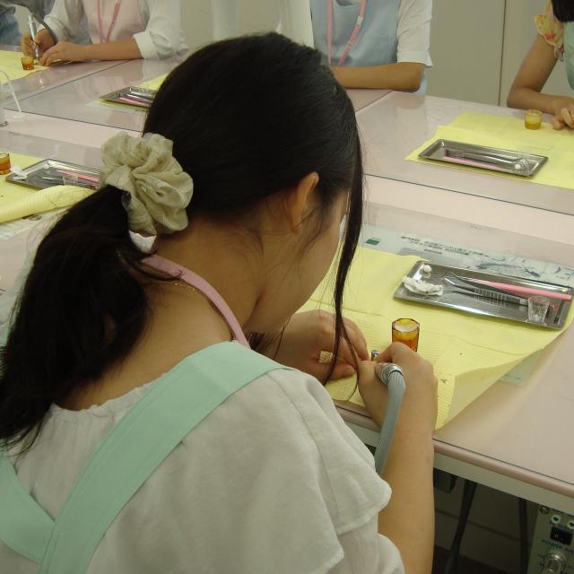 専門学校名古屋デンタル衛生士学院 ☆卒業生も伝える!!デンタルの体験入学☆2