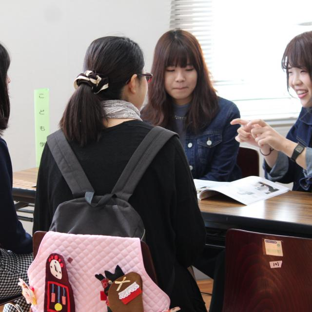 鹿児島純心女子大学 大学祭オープンキャンパス2