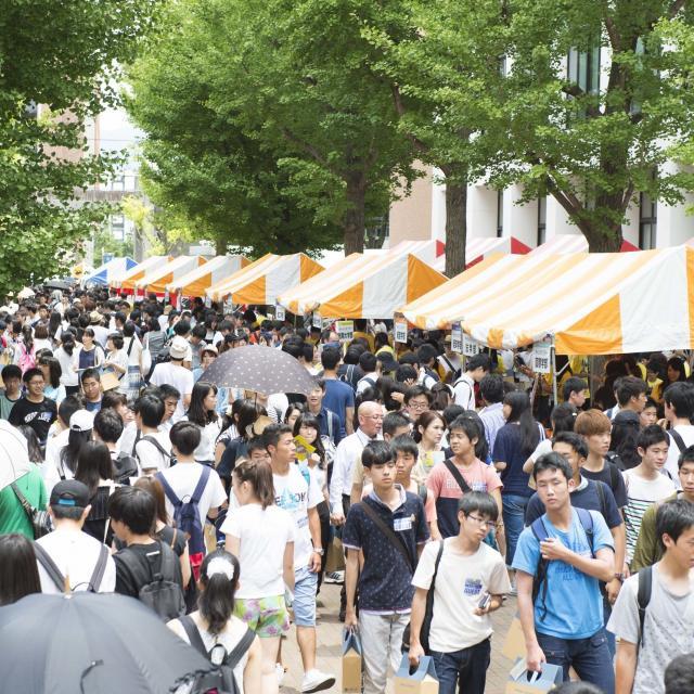 近畿大学オープンキャンパス2017