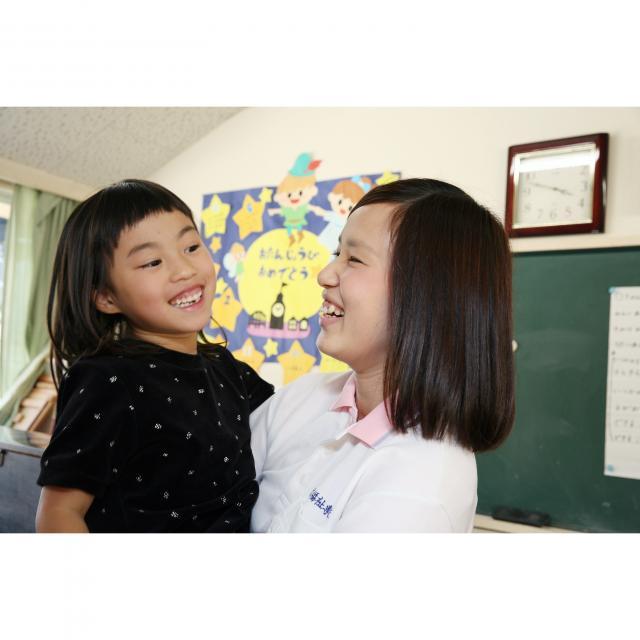 広島福祉専門学校 子どもの育成にはあらゆる視点が必要1