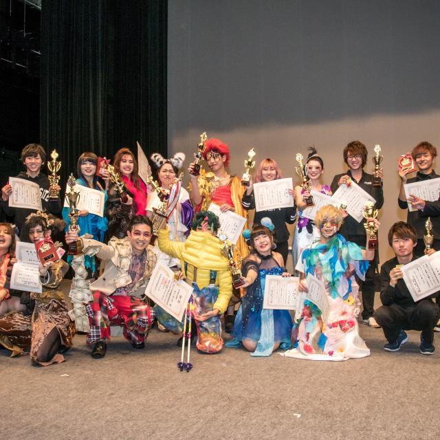 名古屋理容美容専門学校 10/12(土) 〈NaRiBiの学校祭〉AUTUMN FESTA 20194