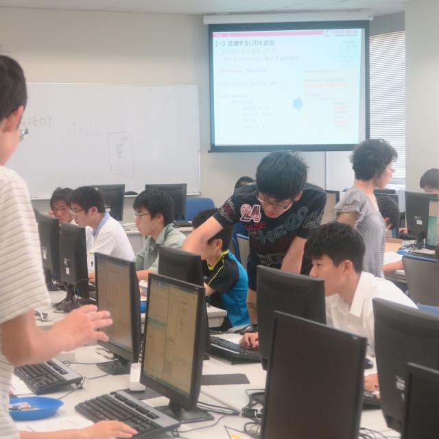 近畿職業能力開発大学校 オープンキャンパス【電子情報技術科】1