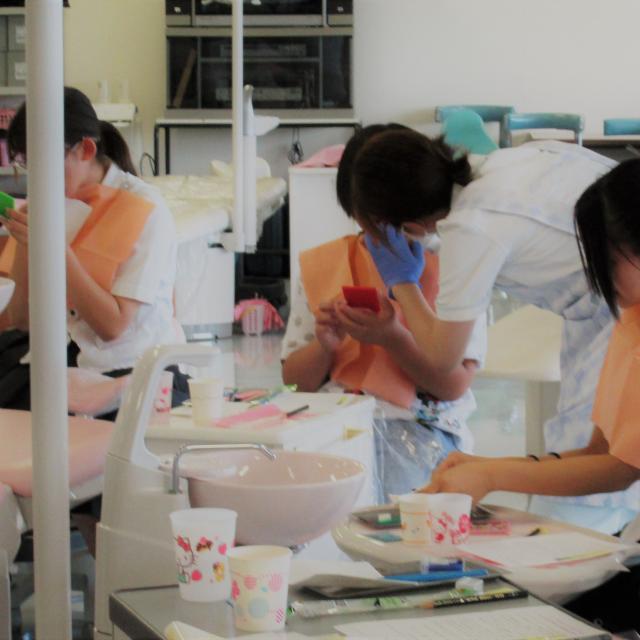 福岡医療短期大学 歯科衛生学科 オープンキャンパス2018 ★3月16日4